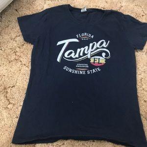 Tampa Florida tshirt